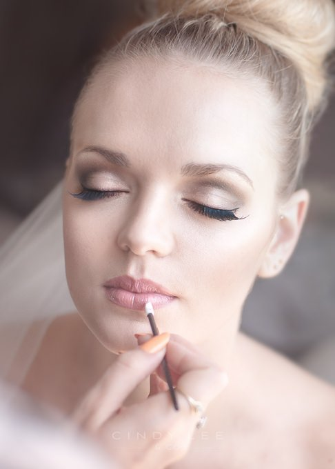 professional makeup & hair styling