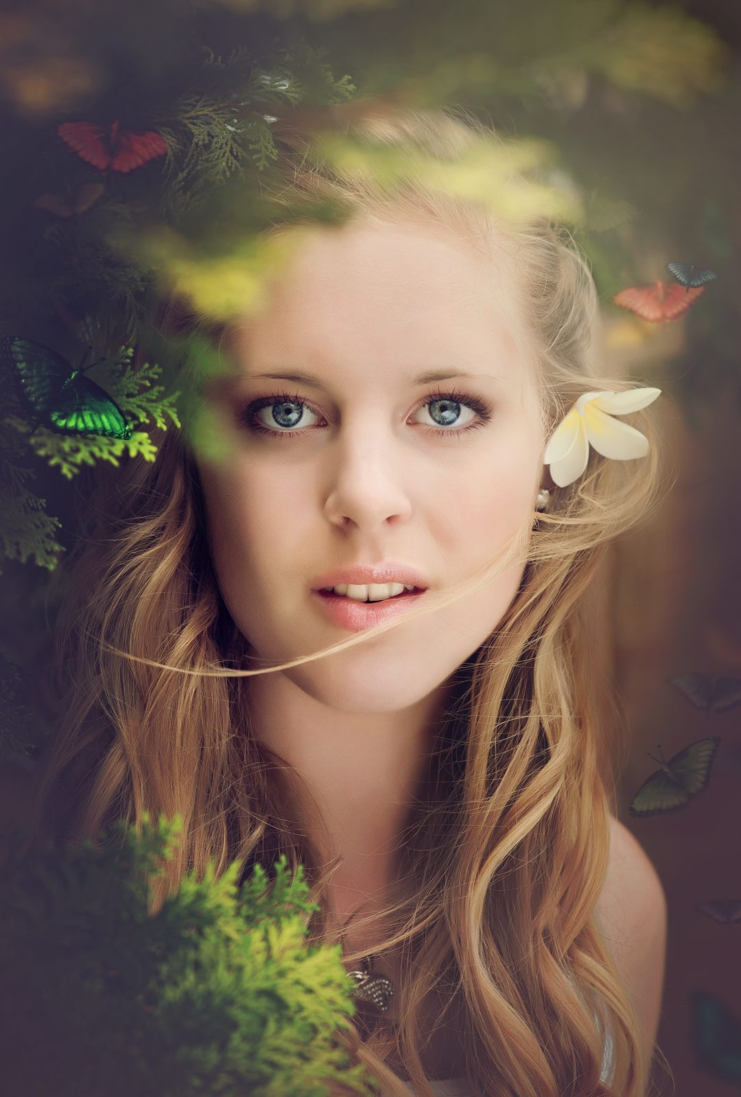 Fine Art Beauty Glamour Portrait Photography Melbourne
