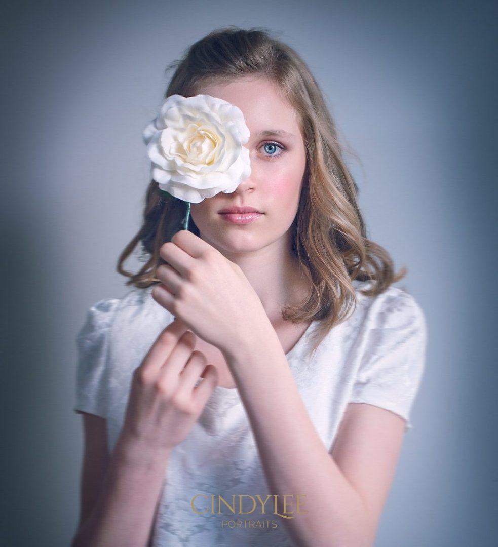 established fine art glamour beauty portrait photographer