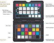 X-Rite Color Checker Passport perfect skin tones