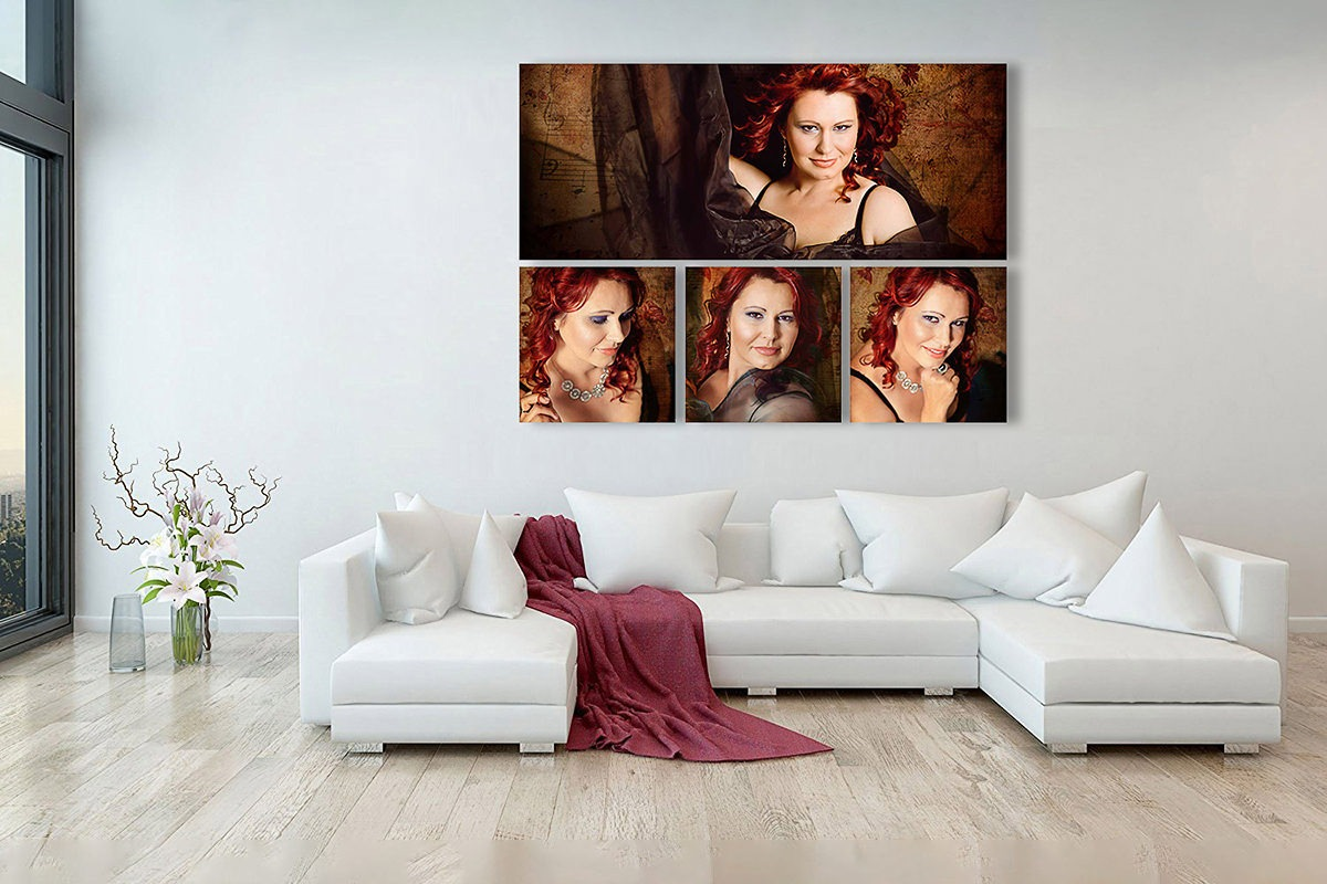melbourne glamour photographer canvas wall art series