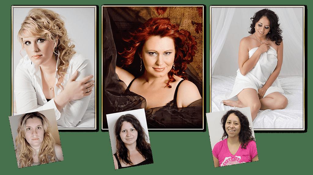 transformation portraits melbourne phtography