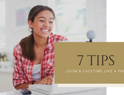 7 Tips to Zoom Like A Pro